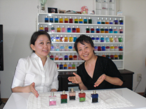 40代女性、ビジネスのお悩み:オリジナルセッション(キャリア・カウンセリング&カラーセラピー)